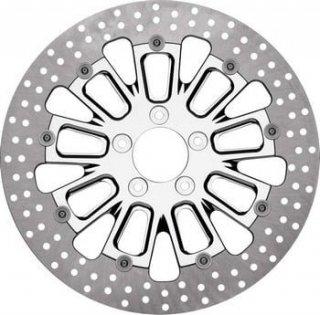 パフォーマンスマシン Domino フロントブレーキディスク 11.8インチ (300mm径) 0133-1800DOMS