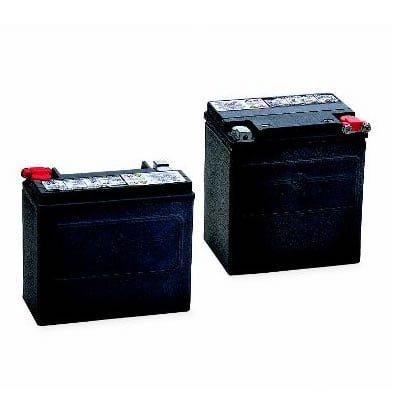 ハーレー純正 AGM標準搭載バッテリー 91-96ダイナ・ソフテイル 65989-90B