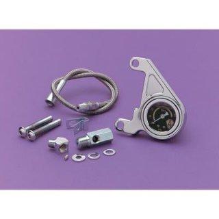 アレンネス オイルプレッシャーゲージ キット クローム 99-17 ツインカム DS-244121