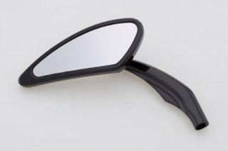 パフォーマンスマシンTorque ミラー 左用 ブラックアノダイズ 0064-2007-B