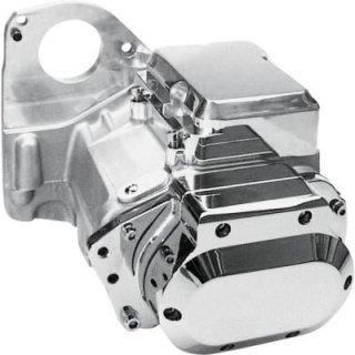 ジムズ 6速 オーバードライブ トランスミッション プレーンアルミ 91-99ソフテイル DS-325854