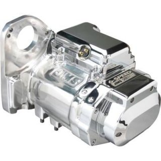 ジムズ 6速 オーバードライブ トランスミッション ポリッシュアルミ 91-99ソフテイル 1101-0030