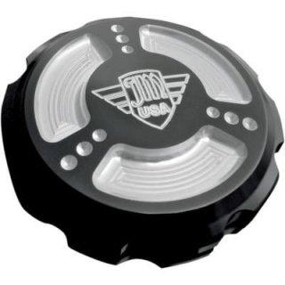 ジョーカーマシン ガスキャップ JM U.S.A.ロゴ ブラック 0703-0351