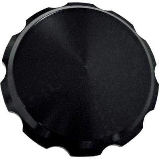 ジョーカーマシン ガスキャップ Smooth ブラック 0703-0353
