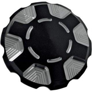 ジョーカーマシン ガスキャップ Techno ブラック 0703-0354