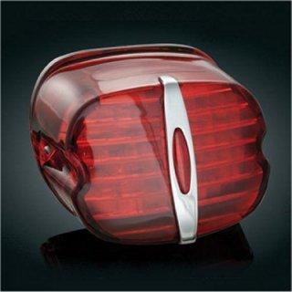 クリアキン L.E.D. テールライト コンバージョン Deluxe 赤 ナンバー灯なし 5433