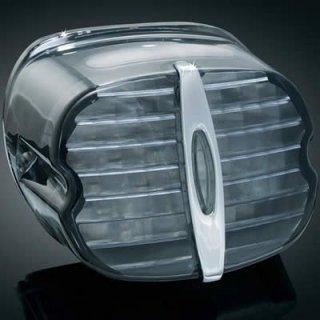 クリアキン L.E.D. テールライト コンバージョン Deluxe スモーク ナンバー灯なし 5435