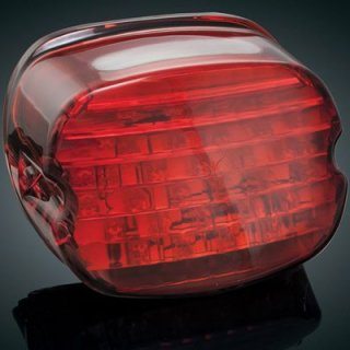 クリアキン L.E.D. テールライト コンバージョン Low Profile 赤 ナンバー灯なし 5437