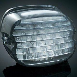 クリアキン L.E.D. テールライト コンバージョン Low Profile スモーク ナンバー灯なし 5439