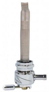 ピンゲル パワーハイフロー フューエルバルブ 22mm ROUND Lightning DS-390242