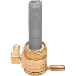 ゴランプロダクト CLICK-SLICK ペットコック 22mm BRASS Forward 0705-0063