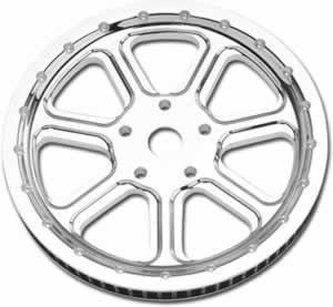 ローランドサンズ Diesel スプロケプーリー PM Series 4 08-11ソフテイル150mm/ 12-17ソフテイル 0093-6266DIEL