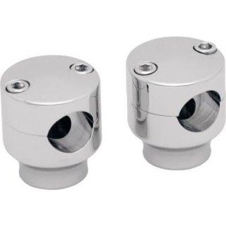 コビントン ライザー 1.5インチ クローム 1インチ径ハンドル用 0602-0142