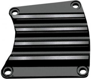 コビントン インスペクションカバー グロスブラック 85-06 ツーリング 1107-0249