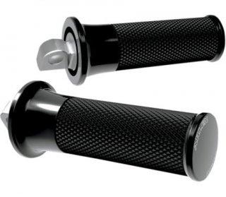 アレンネス FUSION Smoothie(スムージー) フットペグ オス型マウント ブラック 07-921
