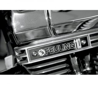 """フューリング 110""""シリンダーヘッド プレート ツインカム 0930-0091"""
