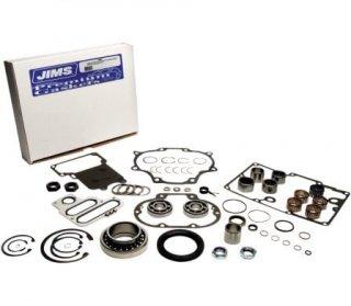 ジムズ 6-SPEED トランスミッション リビルトキット 06-17 FXD/FXDWG 1104-0006