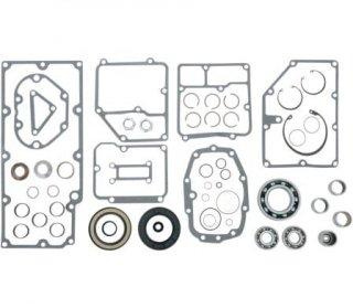 ジムズ 5-SPEED トランスミッション リビルトキット For 91-98 ビッグツイン DS-325781