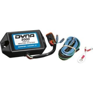 DYNA 2000-HDE イグニッションモジュール 96-99 シングル/デュアル 8PIN 2101-0045