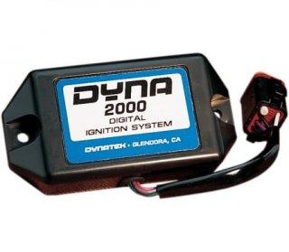 DYNA 2000-HDE イグニッションモジュール 96-99 デュアル 8PIN 2101-0046