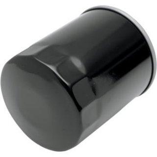 ドラッグ製 スピンオン オイルフィルター ブラック エボビッグツインとスポーツスター用 DS275204
