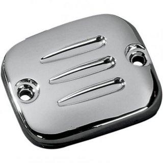 ドラッグ製 フロントマスターシリンダーカバー Groove 96-09 ビッグツイン DS-373814
