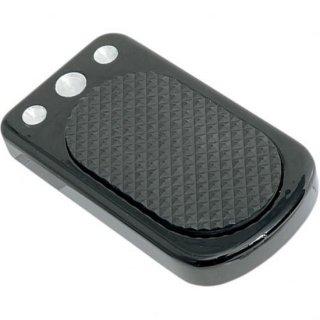 ドラッグ製 HOTOP ブレーキペダルカバー ブラック FL系 1610-0195