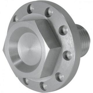 ジョーカーマシン ステアリングステム クリアアノダイズ 39mmFXナロー系 0410-0175