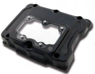ローランドサンズ CLARITY ロッカーボックスカバー Black Ops 99-17 ツインカム 0177-2034-SMB