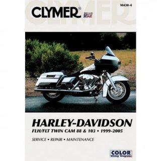 クライマー リペアマニュアル 99-05 FLHT/FLT 4201-0136