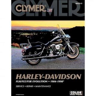 クライマー リペアマニュアル 84-98 FLHT/FLT/FXRT 4201-0100