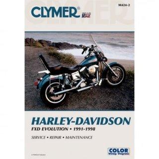 クライマー リペアマニュアル 91-98 FXD 4201-0174