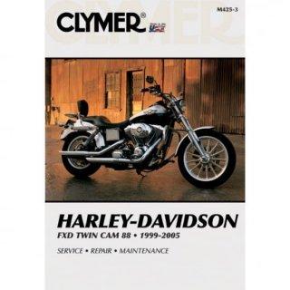 クライマー リペアマニュアル 99-05 FXD/FXDWG 4201-0121