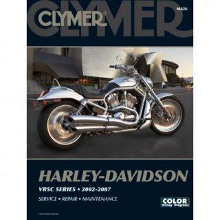 クライマー リペアマニュアル 02-14 VRSC 4201-0178