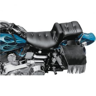 マスタング REGAL DUKE PILLOWシート Extra-wide ブラック 65-84 FX/FL DS-900355