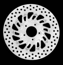 パフォーマンスマシン SUPRA  リアブレーキディスク 右用 11.5インチ径 0133-1523SUPRS
