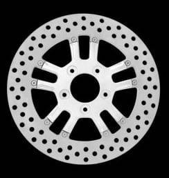 パフォーマンスマシン DIXON フロントブレーキディスク 11.5インチ 0133-1522DXNS