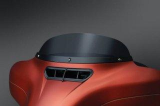 クリアキン エアマスター ウインドシールド 5インチ ダークスモーク 14-20FLHT/FLHX 1770