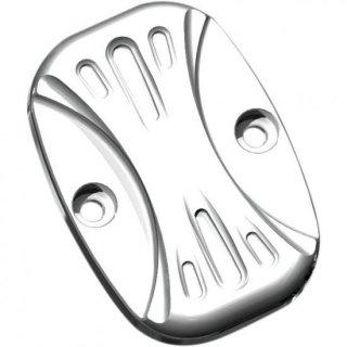 アレンネス クラッチマスターシリンダーカバー Deep Cut クローム 2014-16ツーリング油圧クラッチ車 03-428