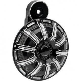 アレンネス ホーン 10-Gauge ブラック カスタム車 汎用品 2107-0200