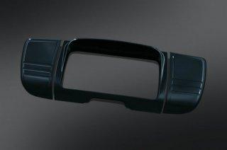 クリアキン Tri-Line ステレオトリム デラックスキット ブラック 2014-19 FLHT/X 7299