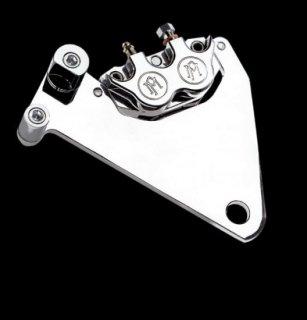 パフォーマンスマシン リア 4POT リアキャリパー クローム 11.5ディスク 84-99スポーツスター 1264-0052-CH