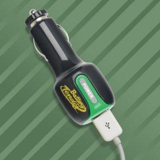 A バッテリーテンダー デュアルポート USBチャージャー シガーソケット用 021-0161