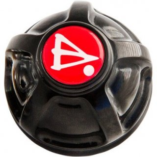 バティスティニ オイルディップスティックフィラーキャップ ブラック 07-16ツーリング 0710-0223