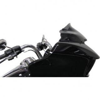 クロックワークス FLARE ウィンドウシールド SPORT FLARES 9インチ ブラック 2015-20 FLTRX/S/U 2310-0582