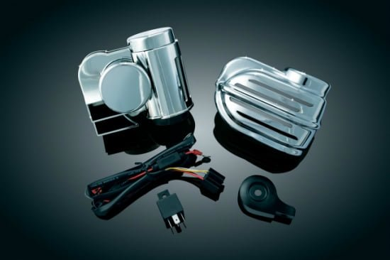 Kuryakyn 7732 Wolo Bad Boy Air Horn Cover for sale online