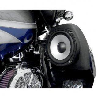 HOGTUNES ロワーフェアリング用 7インチ ウーハーキット 98-13 ツーリングモデル 4405-0233