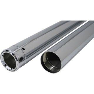 カスタムサイクルエンジニアリング 41mmフォークチューブ 22.25in #45930-86 84-99 エボモデル用 DS-221426