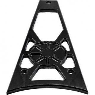ロスアンジェルスチョッパー FUSION フレイムグリル Decadent ブラックパウダー 2014-16 ツーリング 0504-0280