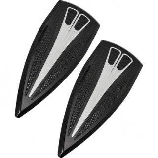 RC コンポーネンツ MAJESTIC マジェスティック フロアボード ドライバー ブラック 84-19ツーリング 1621-0689